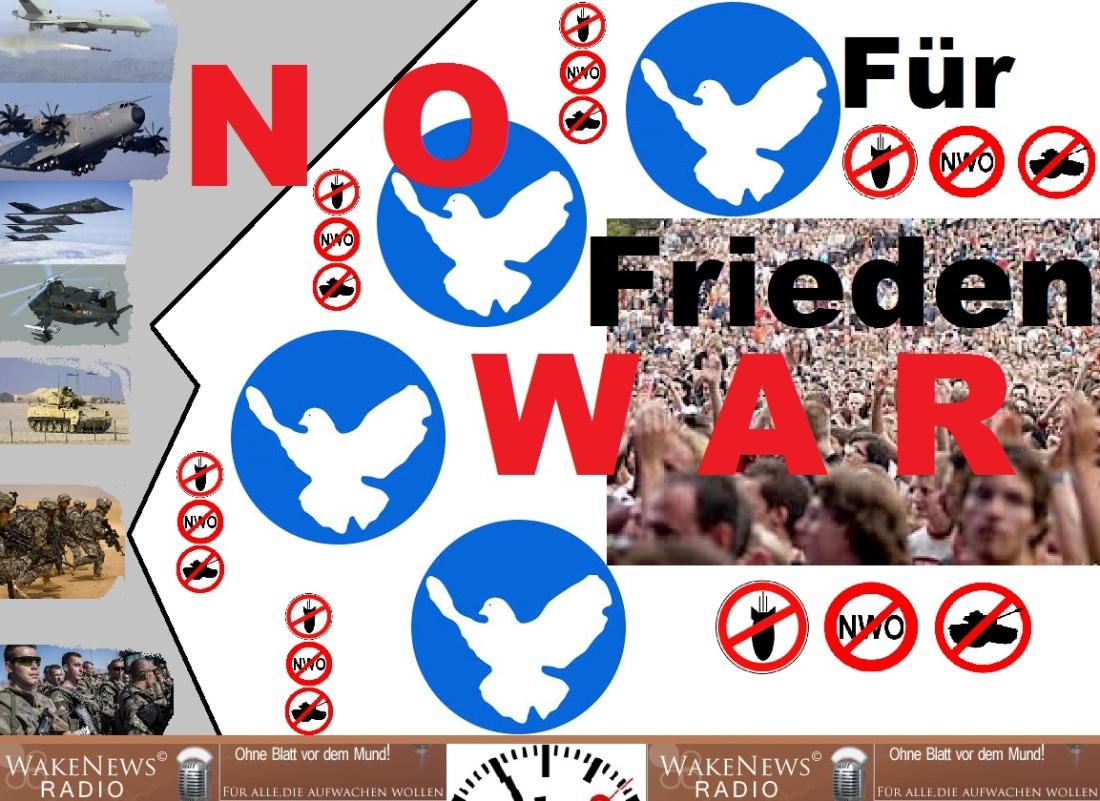 No War - Für Frieden